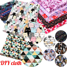 Knitting, Quilting, printedcloth, Patchwork