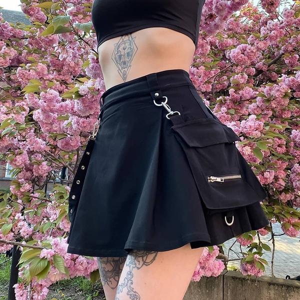 Mini, Chain, Dress, Mini dress