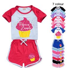 kids, Shorts, Tops & T-Shirts, Sleeve