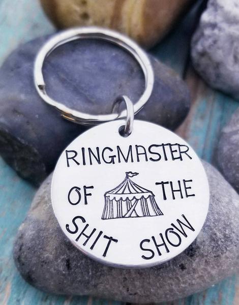 Funny, ringmaster, sistergift, Gifts