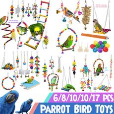 Harness, Toy, birdbell, birdtoy