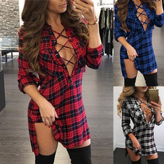 cute, womens dresses, Necks, Sleeve