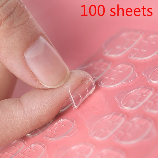 Nails, acrylicnailsfalsenailstip, falsenailstipsnailpatch, 100sheetfalsenailssticker