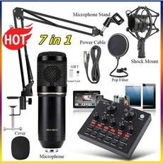 Microphone, Computers, studioequipment, PC