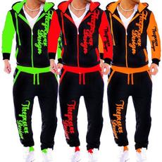Fitness, sweatpantstracksuit, printedsuitjacket, hoodedjacket