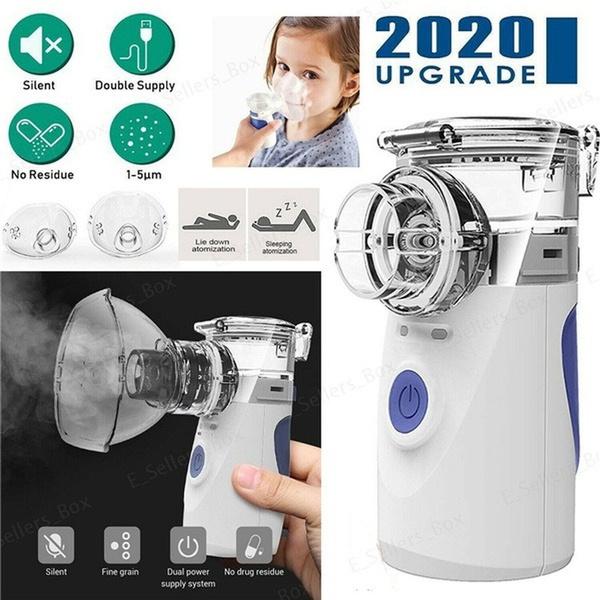 nebulizermachine, usb, handheldnebulizer, nebulizerportable