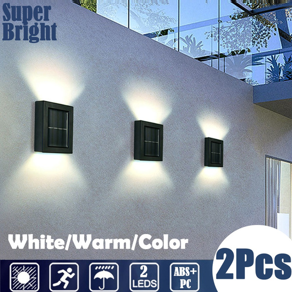 Flashlight, solarwalllamp, Outdoor, Garden