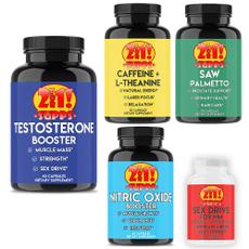 testosteronebooster, nitricoxide, ltheanine, caffeine