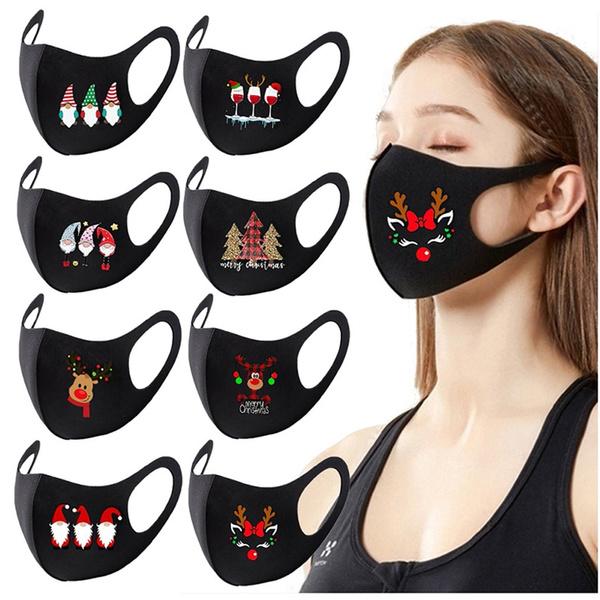 pm25mask, dustproofmask, mouthmask, Christmas
