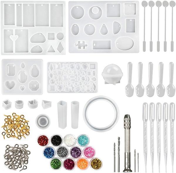 castingmold, epoxyresinmoldssilicone, Jewelry, resinjewelrymold