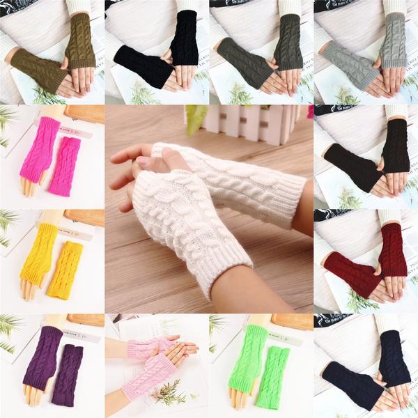 cute, warmglove, longglove, handwear