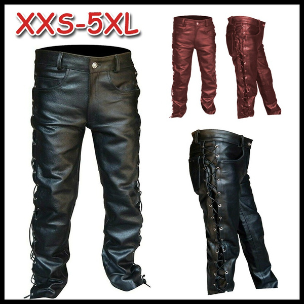 leathertrouser, trousers, Gifts For Men, pants