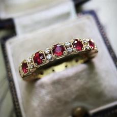 Wedding, DIAMOND, wedding ring, gold