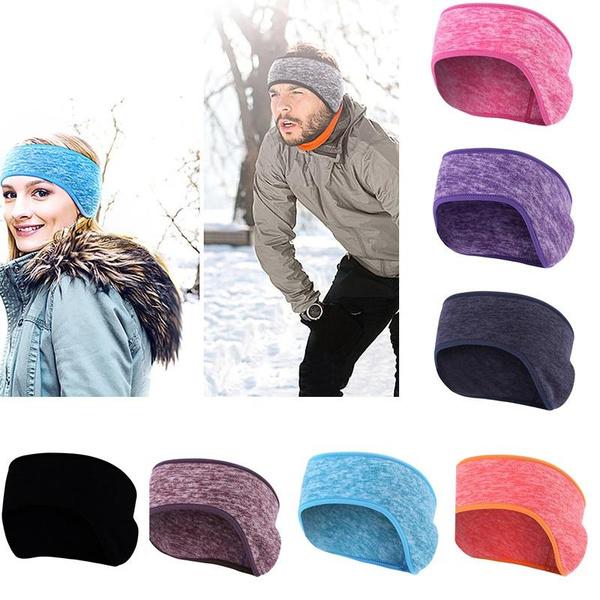 elasticheadband, Fleece, Outdoor, Winter