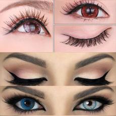 maquillage, pestaña, Moda, Cosplay