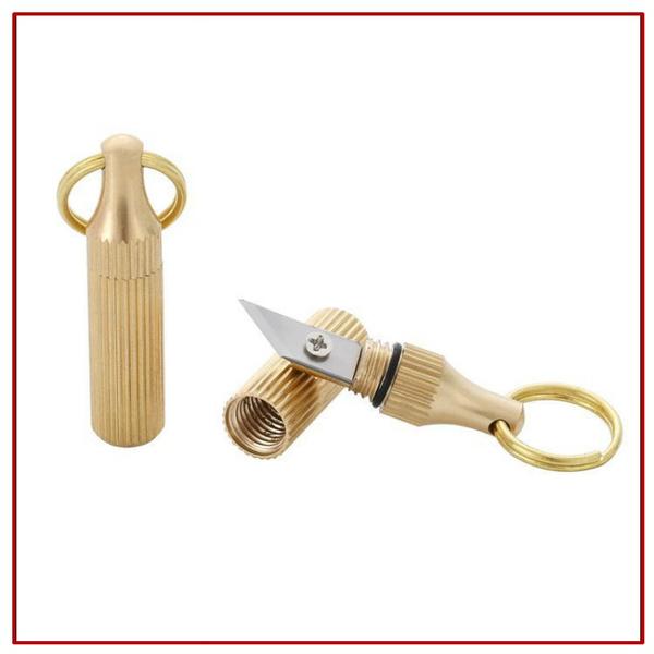 Brass, carryon, Key Chain, portable