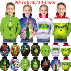 kids, kidshoodie, hooded, Christmas