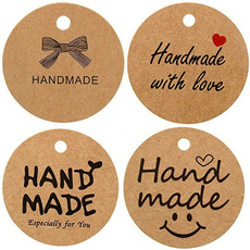 holidaygifttag, weddingcard, brown, Craft