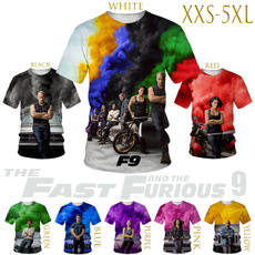short sleeves, Fashion, fastfurioustshirt, Shirt