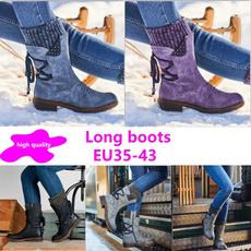 winterbootsforwomen, Suede, Ladies Fashion, Winter Boot