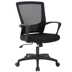 swivel, Office, Desk, deskchair