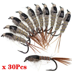 fishinghook, artificialbait, rabbit, fishingnymphing