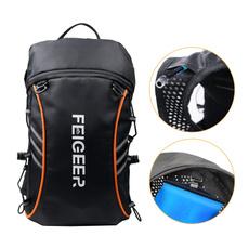 Cycling, camping, Hiking, Backpacks