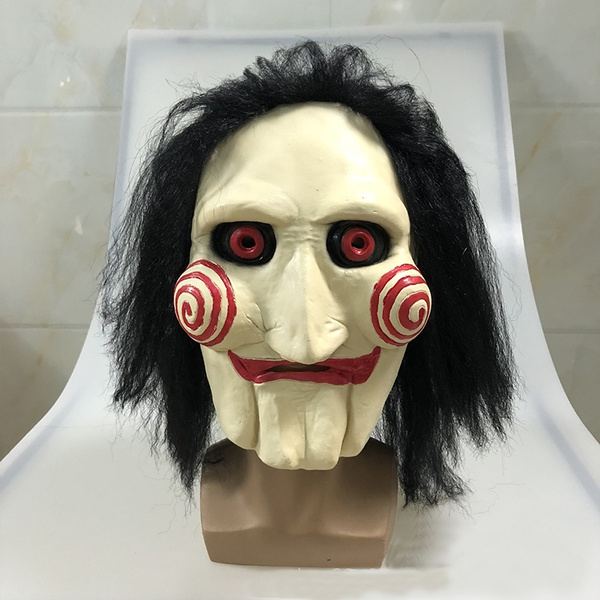 wig, latex, Cosplay, scary