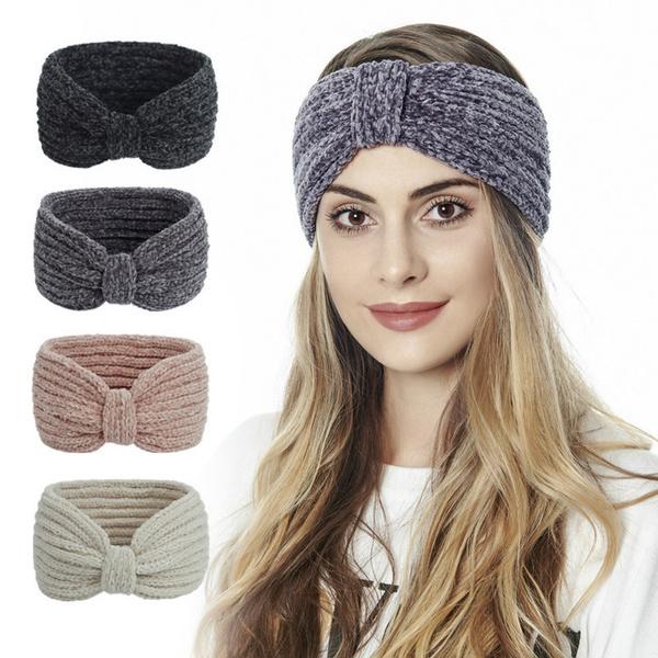 elasticheadband, Fashion, Winter, tieheadband