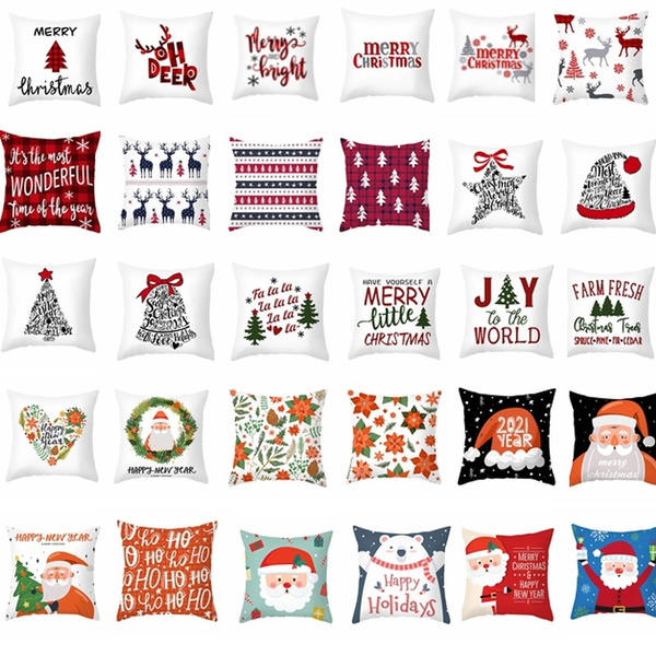 christmaspillowcase, Office, Pillowcases, Pillow Covers