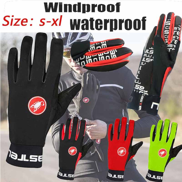 waterproofwindproofglove, Outdoor, Cycling, castelliglove