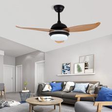 ceilingfanlight, Remote Controls, Aluminum, lights