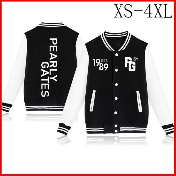 Baseball Uniforms, Coat, Winter, oversizejakcet