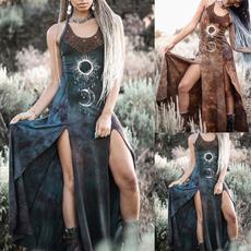 viking, GOTHIC DRESS, Star, Medieval