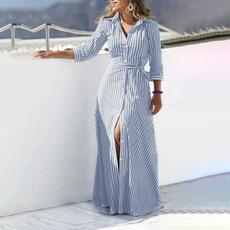 dressforwomen, Plus Size, Cotton, Shirt