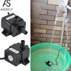 pondfountain, solarfountainpump, solarbrushlesspump, Waterproof