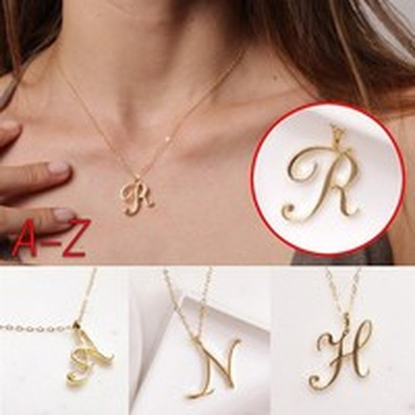 925 sterling silver necklace, Jewelry, Gifts, gold necklace