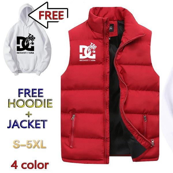 Casual Jackets, Vest, Plus Size, Get
