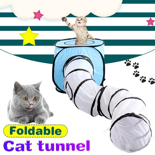 Polyester, cattunnel, puppytunnel, Pets