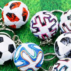 footballkeychain, Key Chain, Jewelry, Gifts