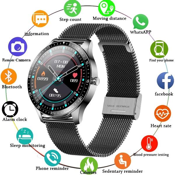 unisex watch, Heart, gentwatch, bluetoothwristwatch
