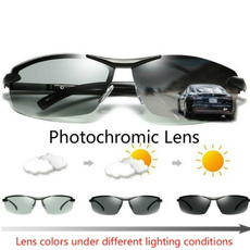 Fashion, photochromic, Driving, polarized eyewear