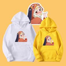 cute, Fashion, Fleece Hoodie, Sweaters