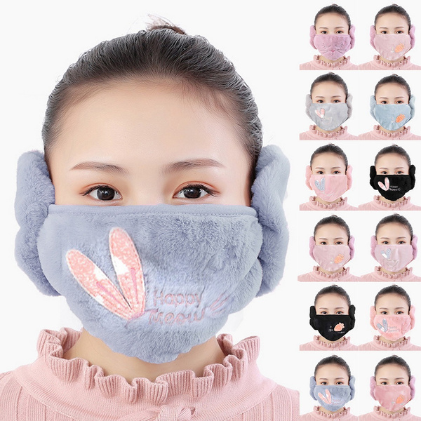 Cotton, Outdoor, dustmask, Winter