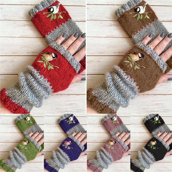 knitted, Women, Warm, Fashionable