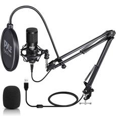 Headset, Microphone, pyle, usb
