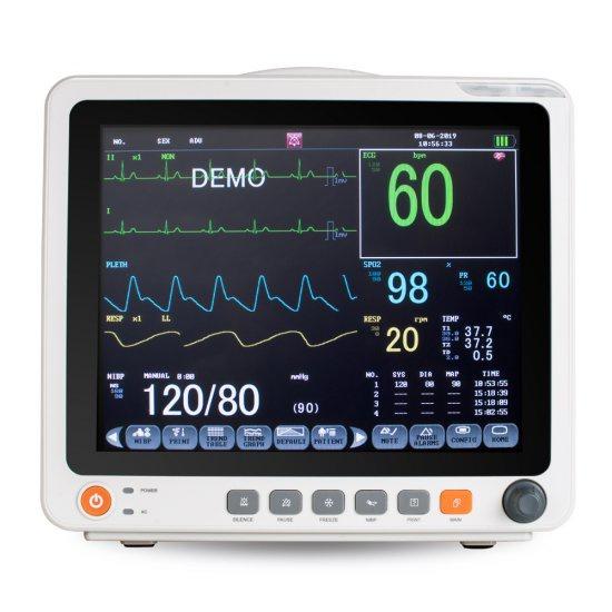 Touch Screen, multiparameterpatientmonitor, monitoring, Monitors