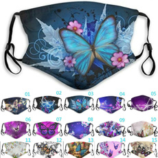 butterfly, dustproofmask, dustmask, virusprotection