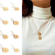Fashion, gold, Rhinestone, gold necklace