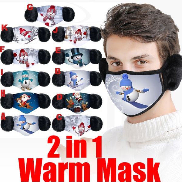 earmaskfacemask, mouthmask, shield, warmfacemask